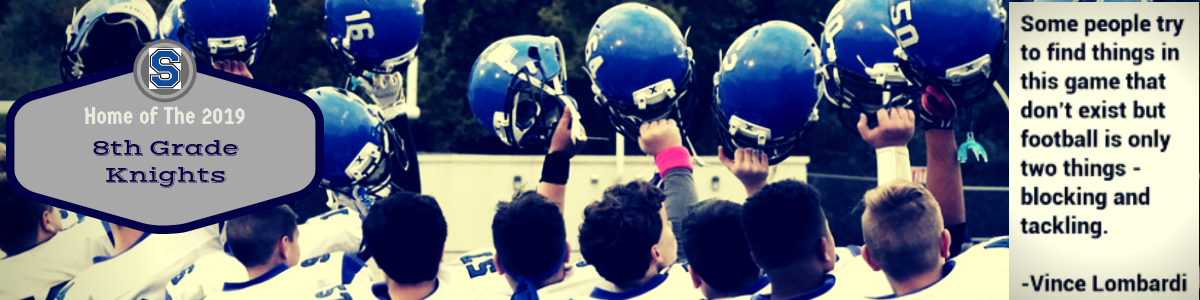 Southington Knights Travel Football & Cheerleading, Football, Score, Field